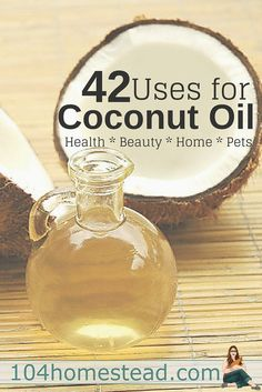 Coconut Oil is like heaven in a jar. I use it for everything, not only for it's healing properties, moisturizing abilities and healthy fats, but because I love that smell.
