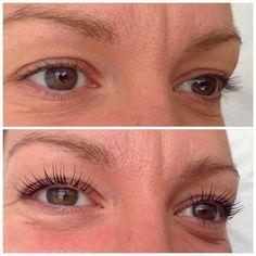 Lash Lift Kit KawayMigi Professional Lash Lifting Kit - Natural lash lifts - Beauty Tips and Tricks Lvl Lashes, Eyelashes, Natural Lashes, Natural Makeup, Eyelash Lift, Dark Eyeshadow, Mascara Brush, How To Apply Concealer, Dark Brown Eyes