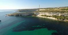 Malta and its beauty in the south in Delimara.