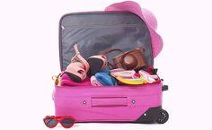 Personal organizer dá dicas de como organizar, da melhor maneira possível, sua mala de viagem: