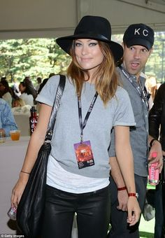 Celeb Diary: Olivia Wilde & Jason Sudeikis @ 2013 Global Citizen Festival