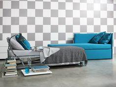 Convertible sofa bed OPEN - Letti&Co.
