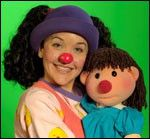 Molly and the Big Comfy Couch!!!