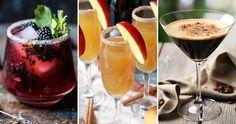 Smaksätt höstens drinkar med mustiga frukter och bär eller värmande kaffe.