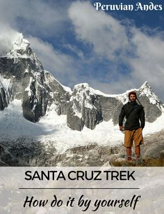 Another adventure through the Peruvian Andes!! Lakes, Glaciars, 6.000 metres mountains and giant valleys. Do not miss it if you are planning a trip to Peru!