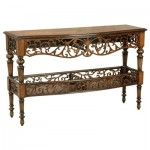 $2240.00 Ambella Home Collection - Constance Console Table - 04538-850-001