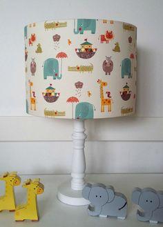 Noah's Ark Nursery Lamp ~ Great Noah's Ark Nursery Decor Noahs Ark Nursery, Nursery Décor, Nursery Neutral, Nursery Themes, Baby Boy Rooms, Baby Boy Nurseries, Church Nursery Decor, Noah Ark, Baby Vision