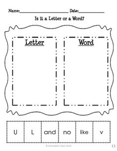 This unit is a great RTI intervention, quick review, morning work, home work, or even time filler!  Eighteen printable worksheets... $