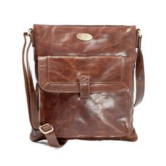 Brown Leather Crossbody Bag Bags Handmade Cross Body Scotland My Etsy