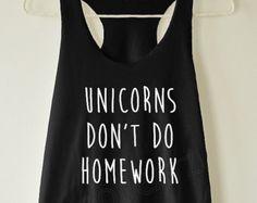 Siempre ser un unicornio camiseta unicornio tshirt por MoodCatz