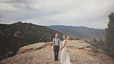 Christina + Nathan- Manitou Springs I love EVERYTHING about this wedding!! Definitely my dream wedding.