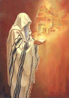 Jerusalem Prayer Deborah Kotovsky Fine Art Print Poster