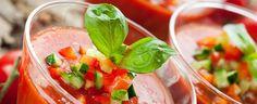 Fyll gazpacho på en termos og du har pikniken klar