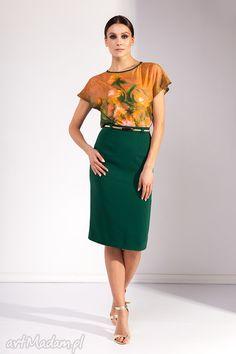 Spódnica Senele. $57 Waist Skirt, High Waisted Skirt, Skirts, Fashion, Moda, High Waist Skirt, Fashion Styles, Skirt