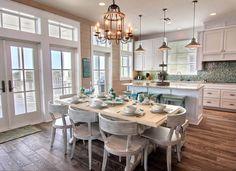 "House of Turquoise: ""Sea La Vie"" - Cinnamon Shore - Port Aransas, Texas"