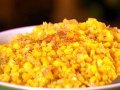 Candied Corn Recipe http://www.foodnetwork.com/recipes/patrick-and-gina-neely/candied-corn-recipe.html