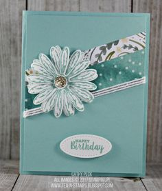 """Welcome to this weeks DOStamper Stars Thursday """"Sketch Challenge"""" Challenge #239. For the second time this week I am Daisy Delight stamps an..."""