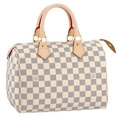 Louis Vuitton Damier Azur Speedy Bag