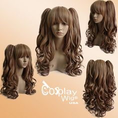 want this  wig so bad and they discontinued it!  if anyone sees somthing close to this please let me know!