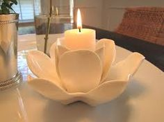 Image result for pottery candle holders pinterest