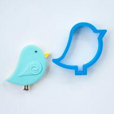 Blue Bird Cookie Cutter