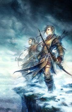 Random Fantasy/RPG artwork I find interesting,(*NOT MINE) from Tolkien to D&D. Character Concept, Character Art, Concept Art, Character Design, Fantasy Inspiration, Character Inspiration, Illustrations, Illustration Art, Hobbit