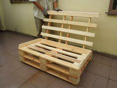comment fabriquer un canap en palette tuto et 60 super ides - Comment Fabriquer Un Salon De Jardin En Palette