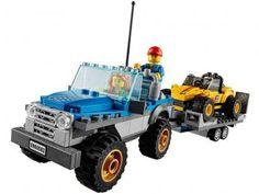 LEGO City Caminhão Rebocador 60081 - 209 Peças com as melhores condições você encontra no Magazine Raimundogarcia. Confira!