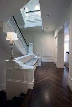 Flooring - hardwood pattern