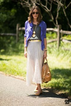 Lovely Relaxed Style.
