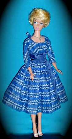 Who Wore It Better? - Barbie, Fashion Icon of the 60's