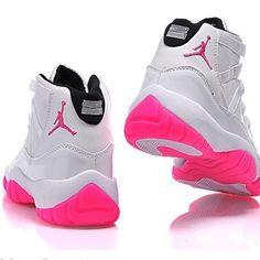 4c57f64a141306 2017 Air Jordan 11 GS White Pink - Antonia alves