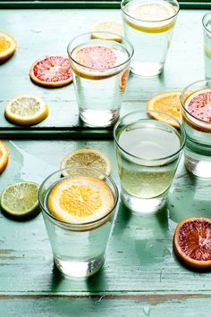 hydrating your skin is important. make it tasty!