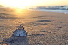 """Quizás algunas veces perderás tiempo, pero sin duda, cada día tendrás un nuevo """"HOY"""" para vivir. #CarpeDiem"""