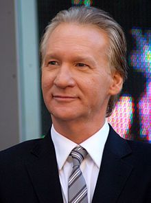 Bill Maher who through his whacky humour can show us how absurd most of our beliefs are #BillMaher, #Satirist