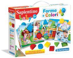 Clementoni - 12890 - Sapientino Baby Forme e Colori: Amazon.it: Giochi e giocattoli