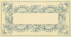 Free printable vintage image.  Labels, tags or place cards?