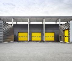 Municipal Technical Center,© Hugo Hébrard