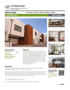MX17DT6298 Casa en venta en Satelite, Naucalpan, Estado