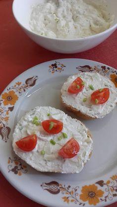 This no all / Disznóól - KonyhaMalacka disznóságai: Fetás szendvicskrém Grains, Rice, Eggs, Breakfast, Food, Morning Coffee, Meal, Egg, Essen