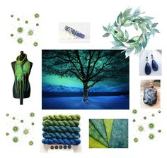 """""""B&G Gifts"""" by keepsakedesignbycmm ❤ liked on Polyvore featuring Columbia, Lazuli, jewelry, accessories and decor"""