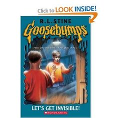 Let's Get Invisible (Goosebumps Series)