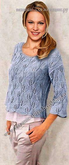 pulover-listjami (2) (295x700, 229Kb)