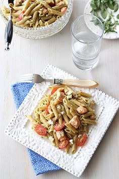 about ~PASTA SALADS~ on Pinterest | Pasta salad, Caesar pasta salads ...