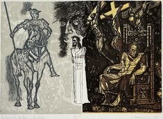 Mikhail Bulgakov. The Master and Margarita. Illustrator Andrew Harshak, 1994