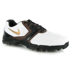 SALE - Nike Lunar Saddle Golf Cleats Mens White - BUY Now ONLY $89.99