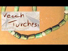 Collana Chanel perle coltivate e agate craccate - YouTube