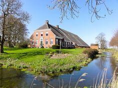 Uithuizen, Oude Dijk 4,  boerderij Ottoma uit 1852