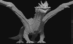 Dragon IXOR Vfx by damir-g-martin