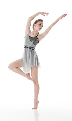 Gravity - Showtime 2013 - Cicci Dance Supplies. Such a pretty costume, especially for a ballet or lyrical routine!